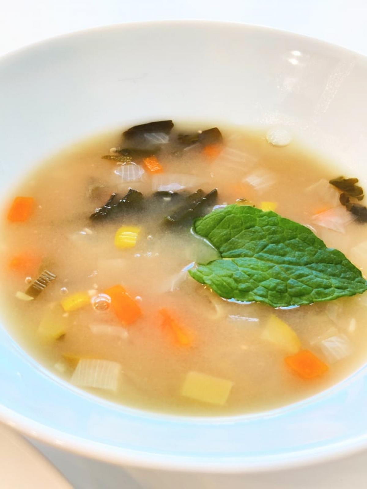 Sopa de Cevada